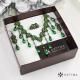 Souprava zelené perličky